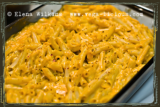 Best Vegan Mac and Cheese Recipe Ever! {Gluten Free} - Vegalicious