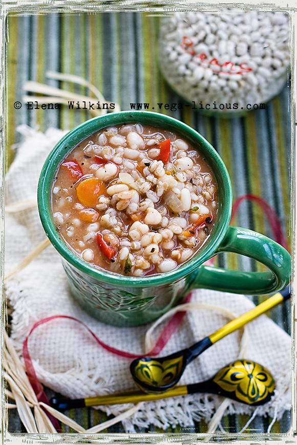 vegan-barley-and-beans-soup-recipe