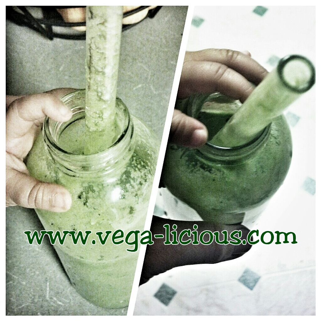 Spring Freshness green smoothie