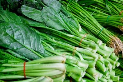 vegan diet kale