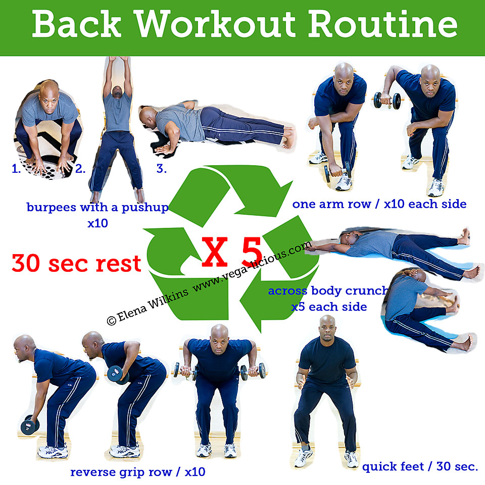 The Best Back Workouts Your Gym Routine 39 S Probably Missing