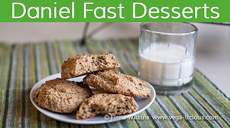 5 Daniel Fast Dessert Recipes